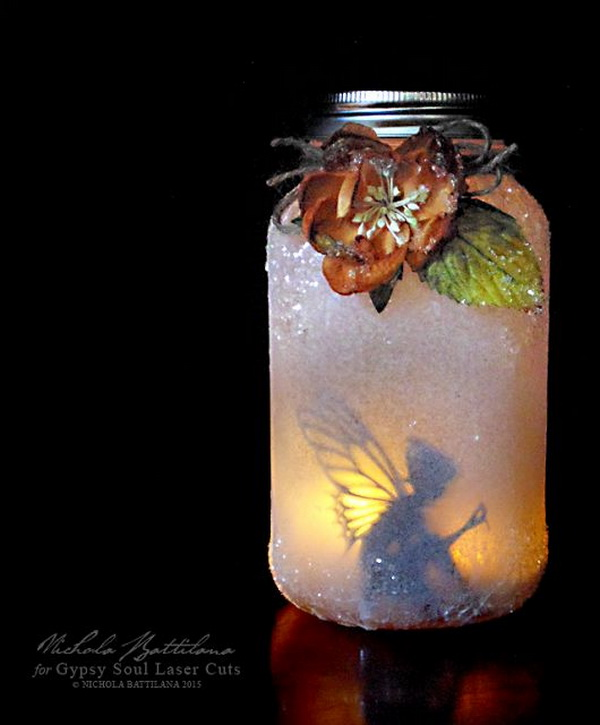 50 cute mason jar craft ideas hative for Projects to do with mason jars