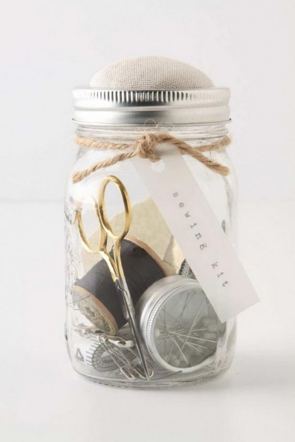mason jar sewing kit 36