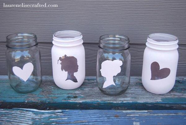 50 Cute Mason Jar Craft Ideas Hative