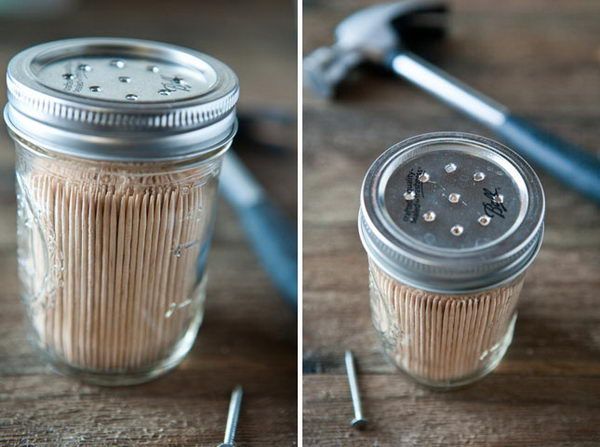 toothpick dispenser 52