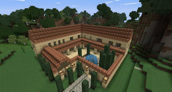 50 cool minecraft house designs hative - Minecraft house ideas ...
