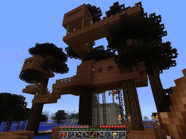 Cool Minecraft House Designs Hative - Cool minecraft house design ideas