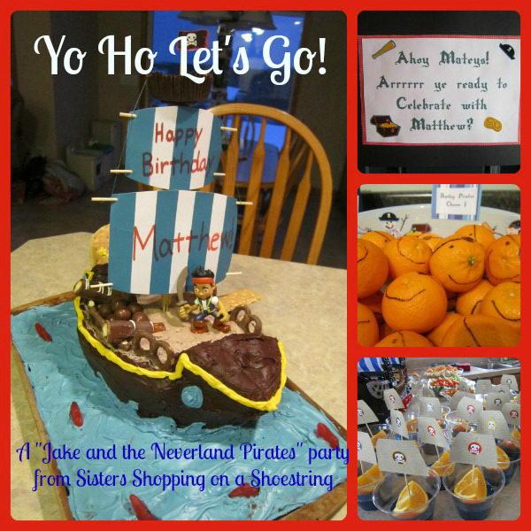 jake and the neverland pirates birthday 9