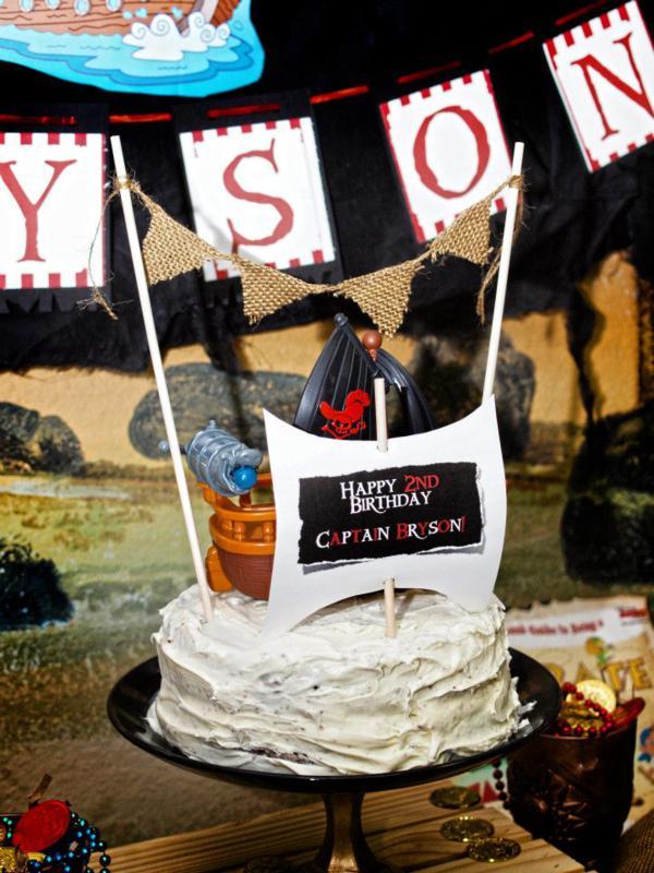jake neverland pirates birthday party 11