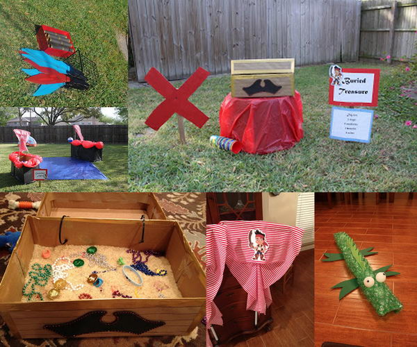 20+ Jake and the Neverland Pirates Party Ideas - Hative