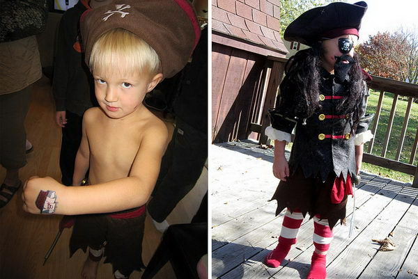 pirate birthday party 23
