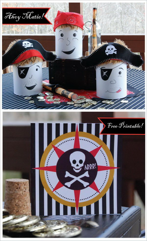pirate party idea 26