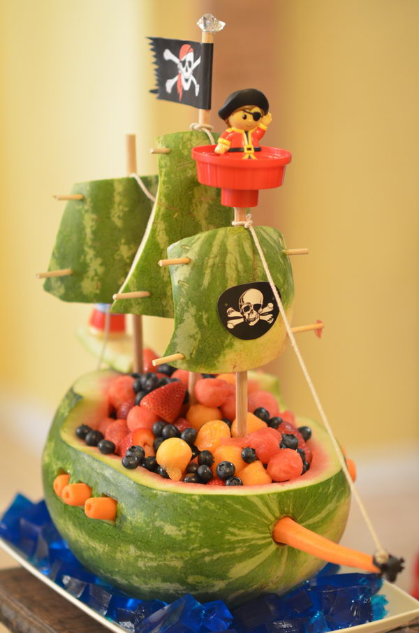 20  jake and the neverland pirates party ideas