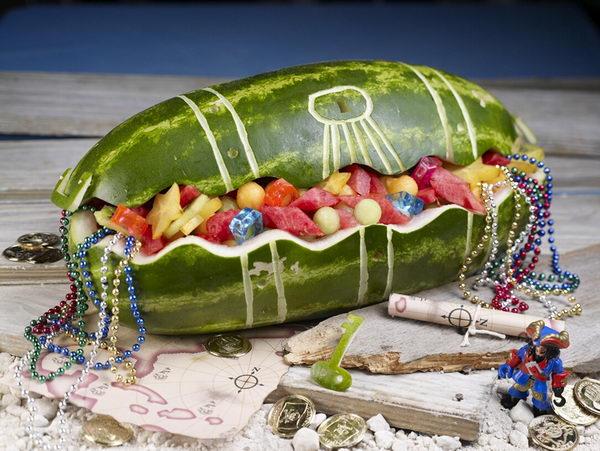 watermelon treasure chest 17