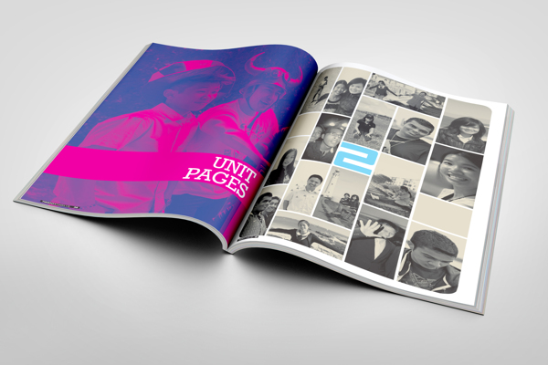 vickery house yearbook design idea 14 - Yearbook Design Ideas