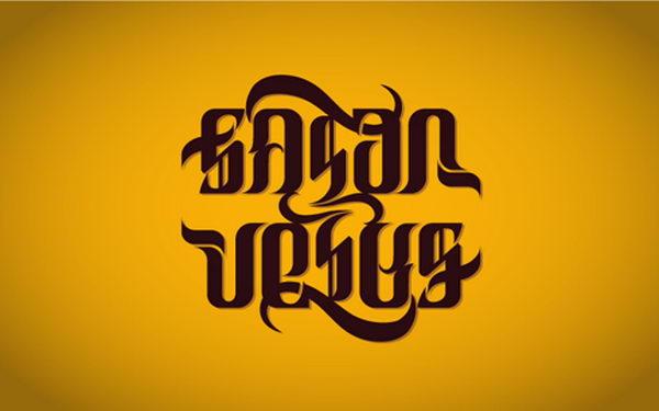 Freeware ambigram tattoo generator ambigram