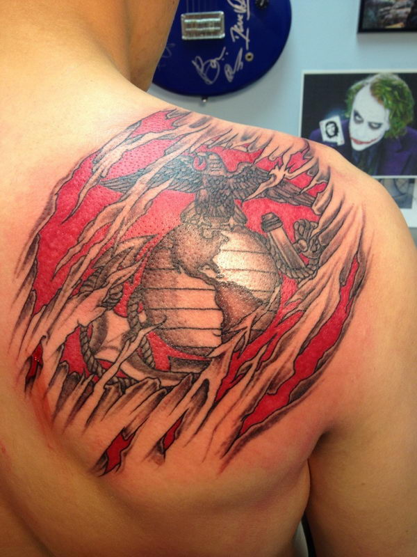 50 cool anchor tattoo designs and meanings hative for American anchor tattoo