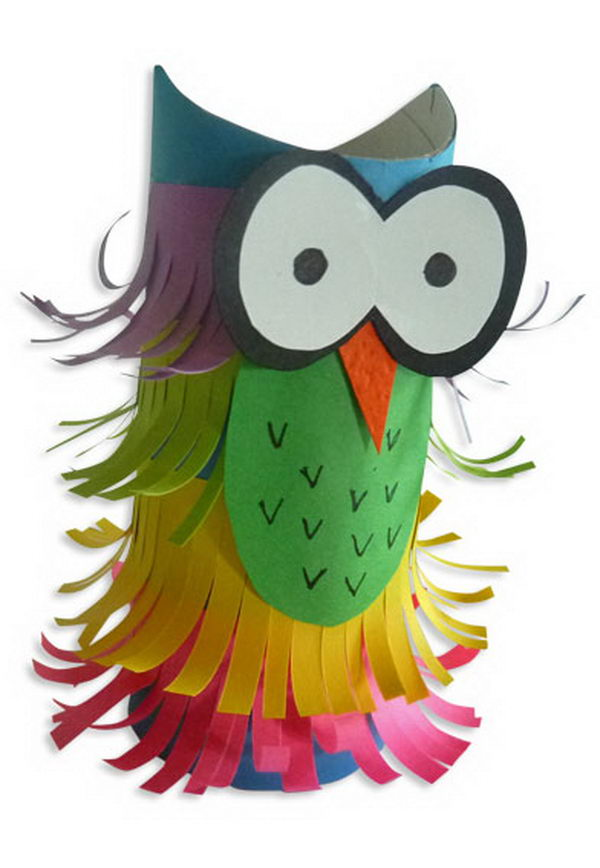 11 homemade halloween owl craft