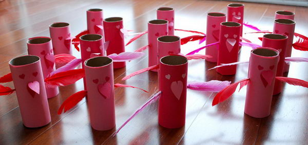 17-homemade-love-birds-craft