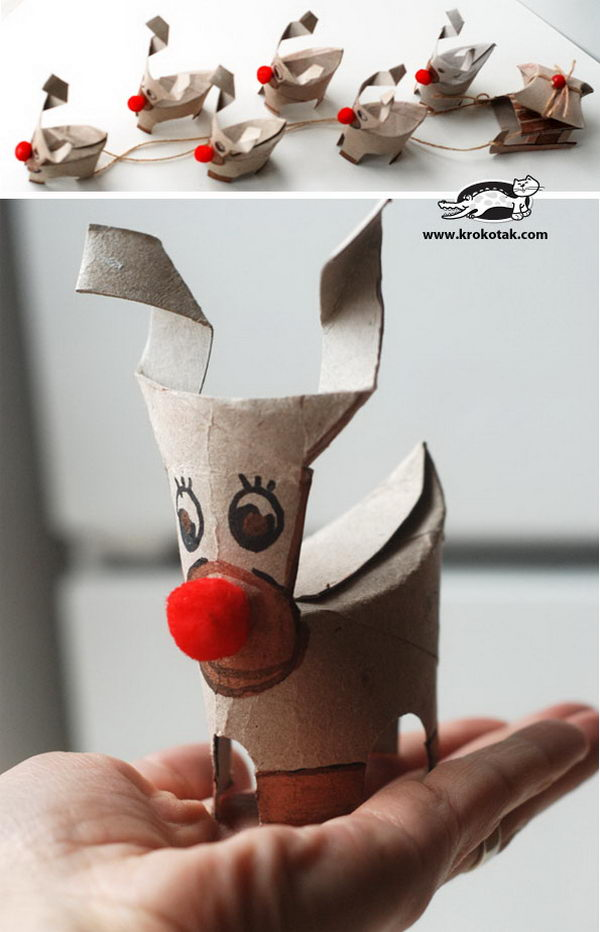 Re-purposing is all about creativity! Check out this easy peasy DIY Phone Holder! A fun and easy way to reuse and recycle those toilet paper rolls.