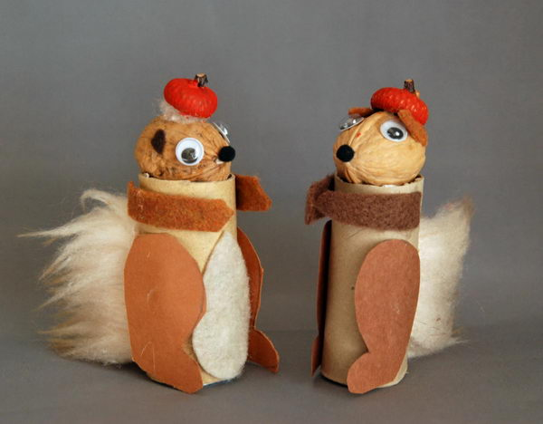 40-diy-squirrels-kid-craft