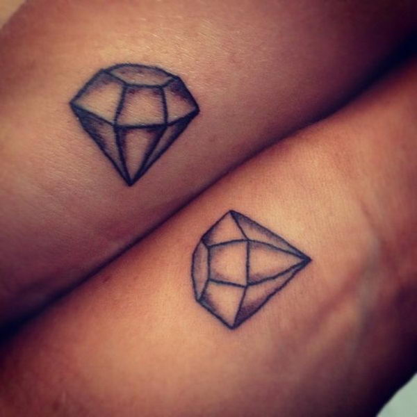 40+ Creative Best Friend Tattoos - Hative