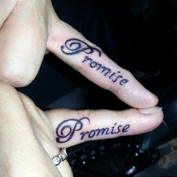 Pinky Promise Tattoos: 40+ Creative Best Friend Tattoos