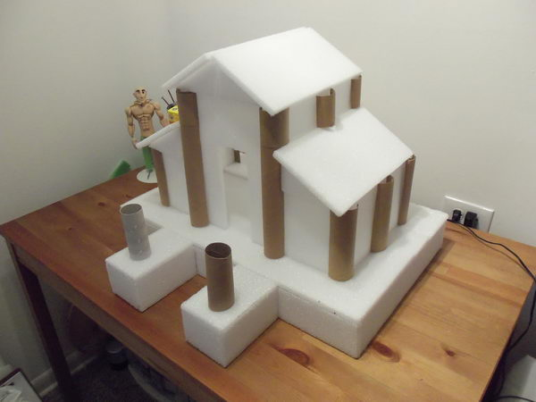 2-homemade-cardboard-tube-house