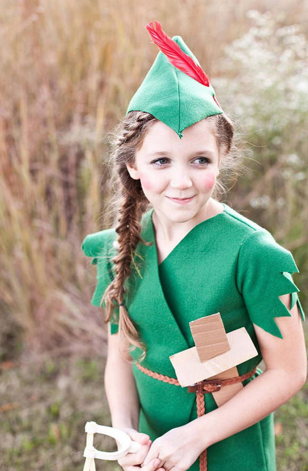 Unique Halloween Costume Ideas For Toddler Girl.50 Creative Homemade Halloween Costume Ideas For Kids Hative