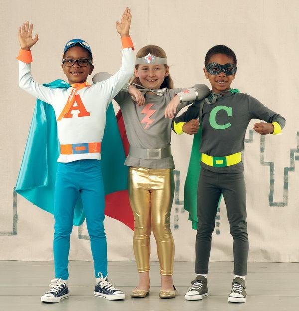 28 superhero costume