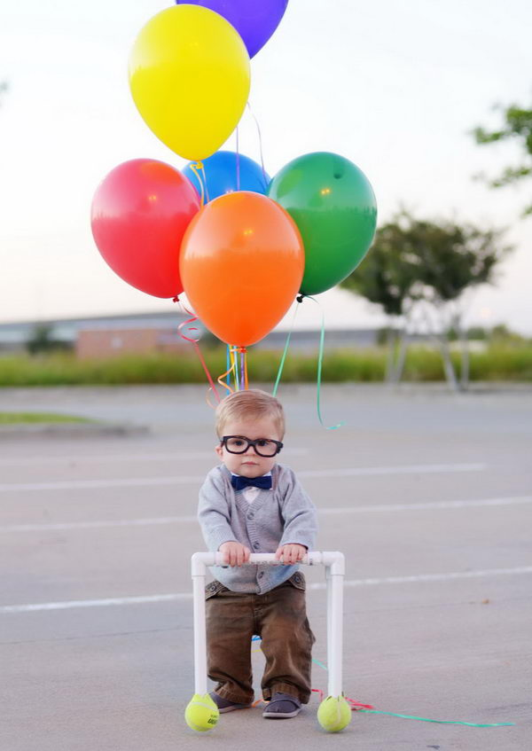 48 film up kid costume idea