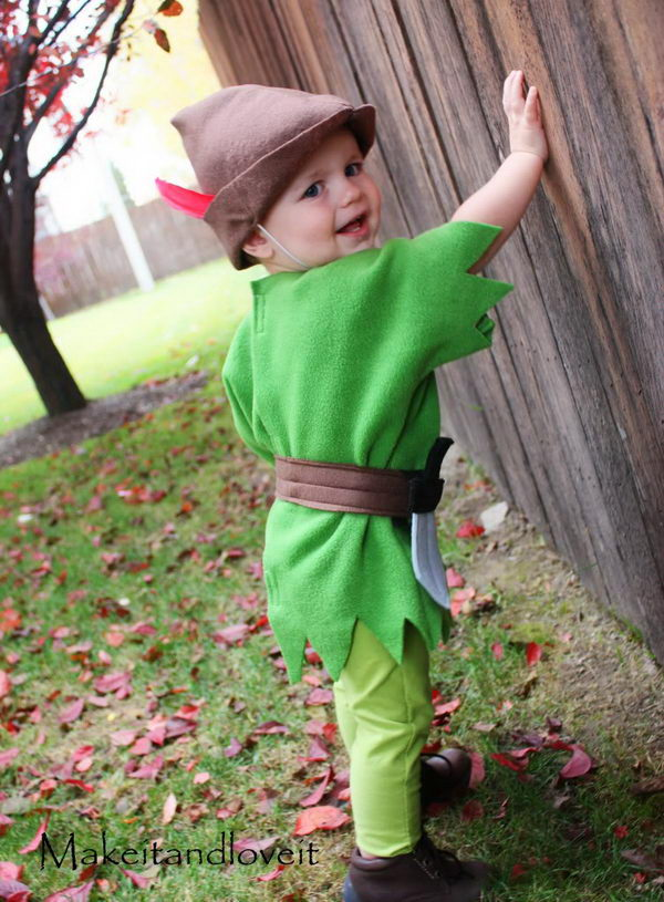 50 peter pan costume little boy