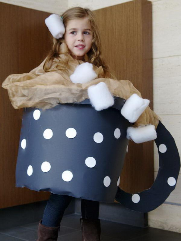 50 creative homemade halloween costume ideas for kids for Children s halloween costume ideas