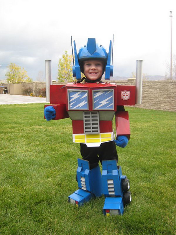 6 optimus prime transformer