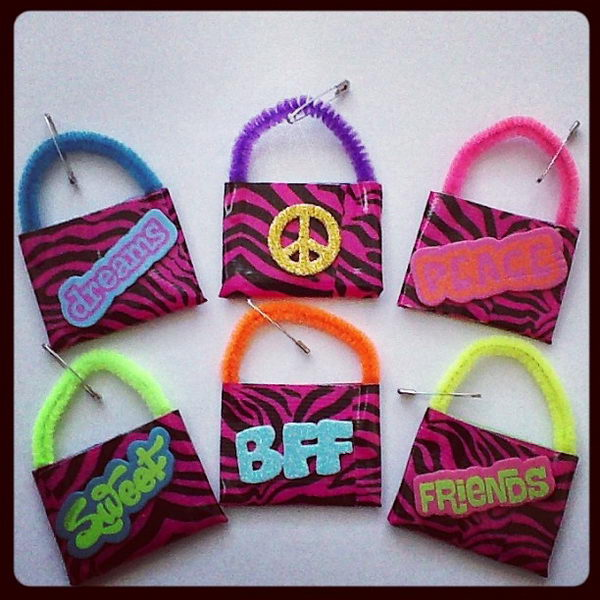 30 bag swaps girl scout swaps