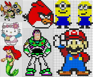 perler-bead-patterns-collage