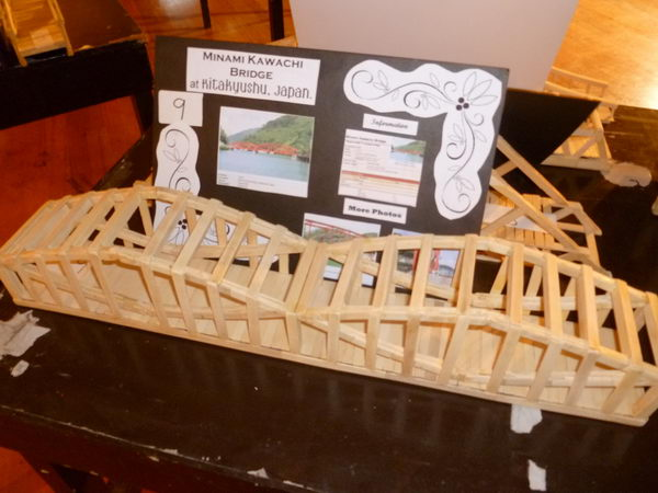 how to make bridge with popsicle sticks