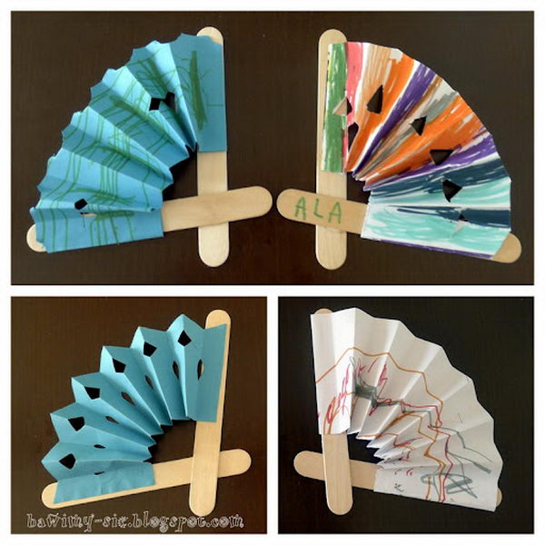 70 homemade popsicle stick crafts hative What to make out of popsicle sticks