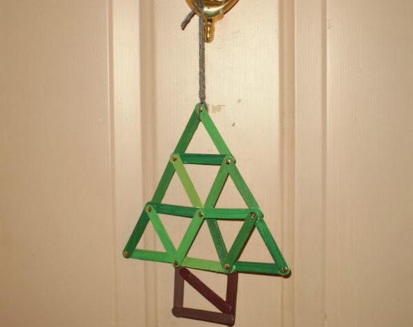 33 christmas tree ornament craft