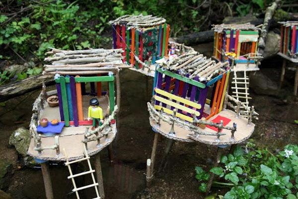 Build Fairy House Instructions