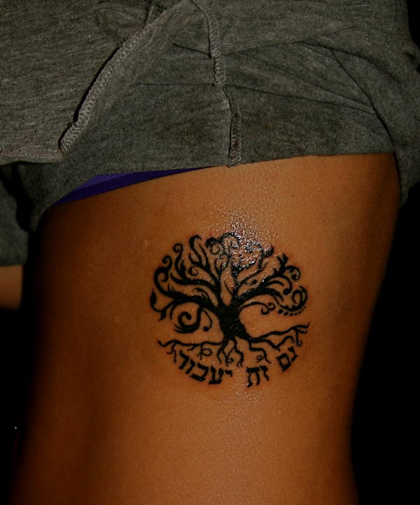Tree Of Life Tattoo: 20 This Too Shall Pass Tattoo Ideas
