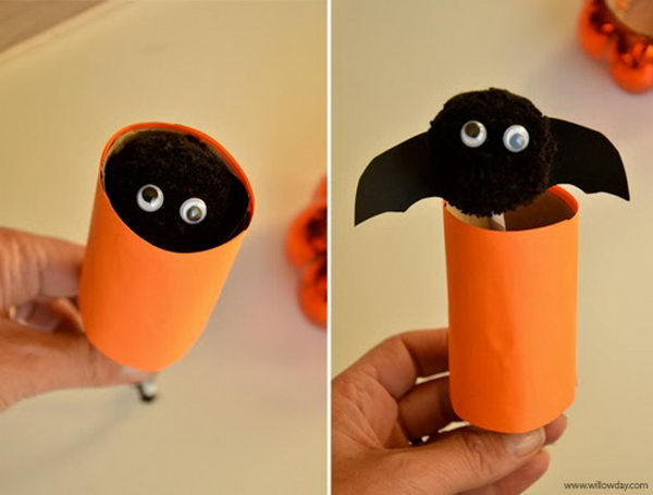 25 pop up toys http://hative.com/homemade-toilet-paper-roll-crafts/