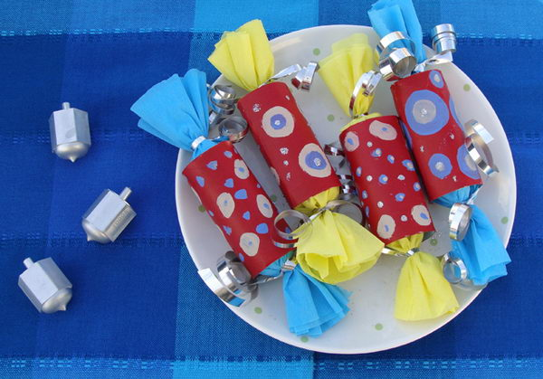 47 toilet paper tube party favors