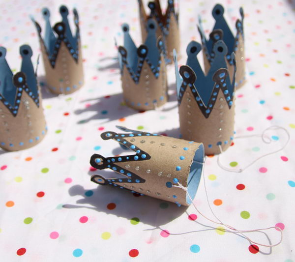 48 birthday crowns