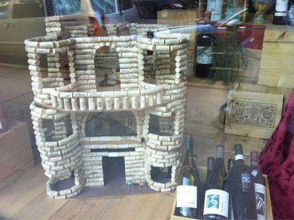 Wine Cork Castle.