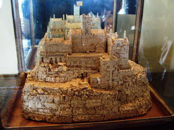 Wine Cork Castle.