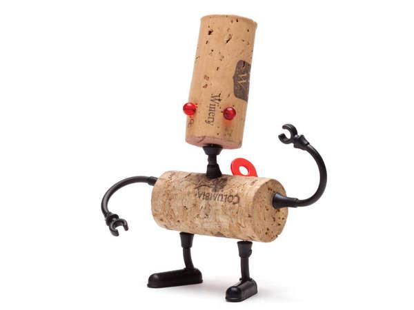 Cork Robot.