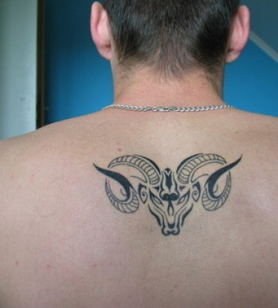 20 aries tattoo for man