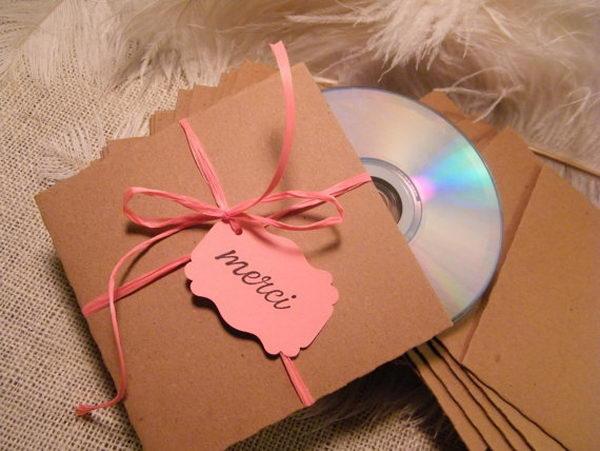 Cardboard CD Sleeves,
