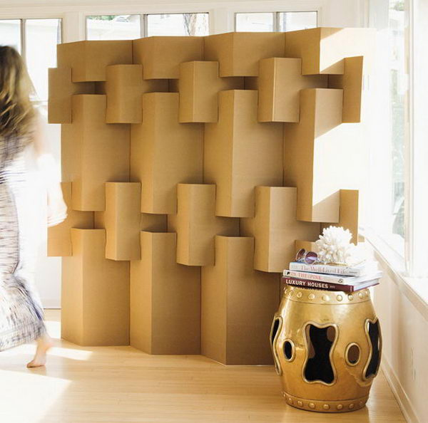 70 Cool Homemade Cardboard Craft Ideas Hative