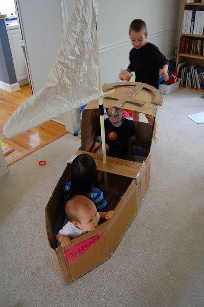 23-homemade-cardboard-boat
