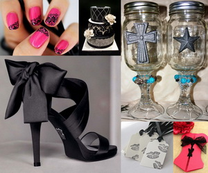 classy-bachelorette-party-collage