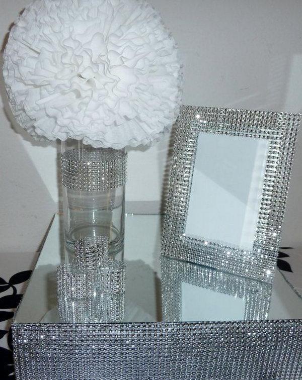 Wedding Frame Table,