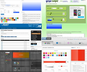css-gradient-generators-collage