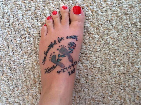 30-too-beautiful-for-earth-foot-tattoo